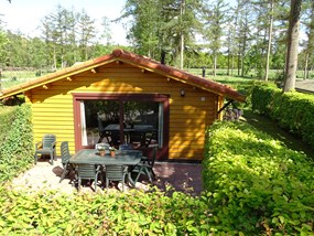 Huur een 6-person Scandinavion bungalow