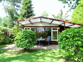 Rent a 4-person Dutch bungalow